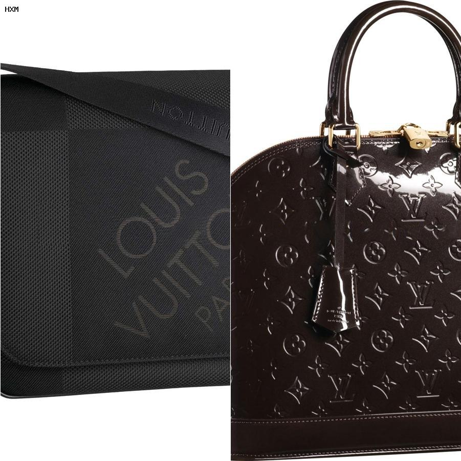 diferenciar bolsos falsos louis vuitton